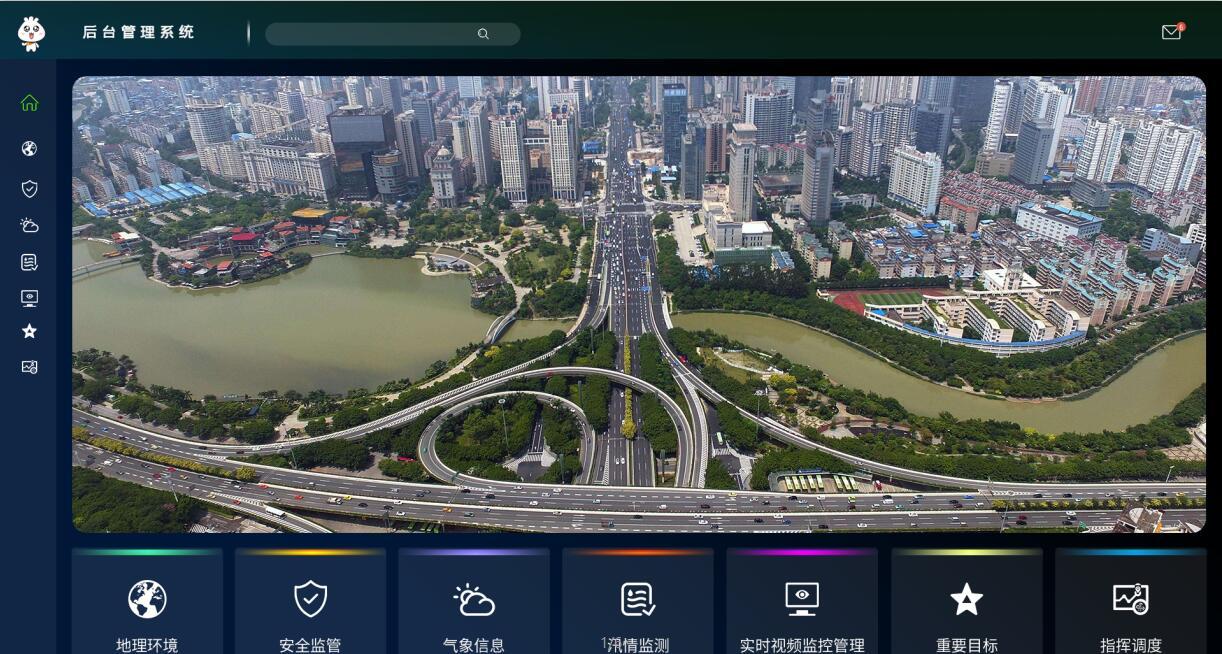 泰安应急管理局智慧化平台整体解决方案---莱芜智慧城市管控平台