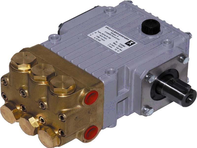 高压柱塞泵NP16