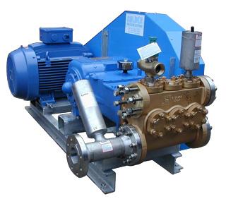 英国原装进口大流量海水淡化泵