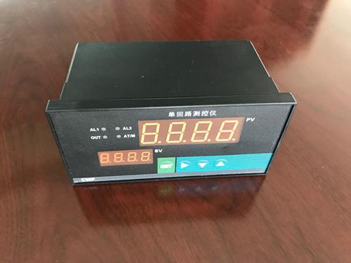 智能单回路位移测控仪表