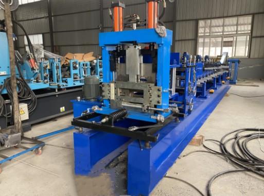 80-300C型钢设备 檩条成型机 全自动型钢机